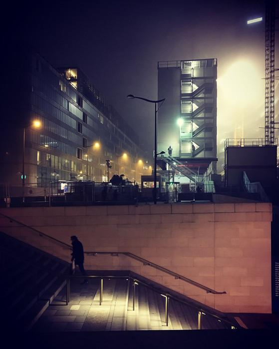 QUENTIN Patricia - Gare d'Austerlitz
