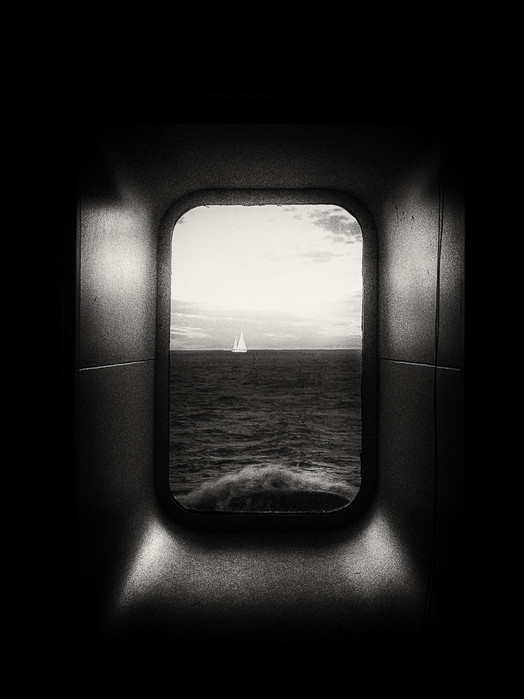 VALLAS Hélène - The Boat