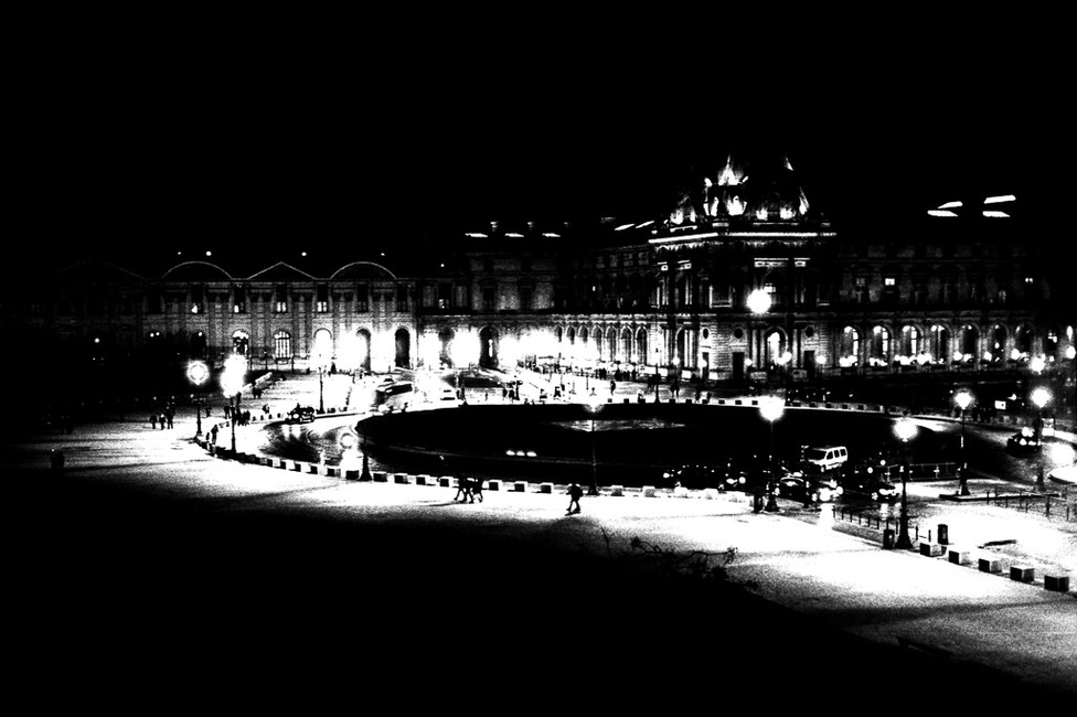 BOUDENNE Thomas - Louvre