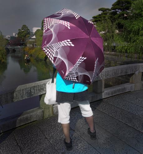 Anni-Noel PINSON - Les Parapluies 4