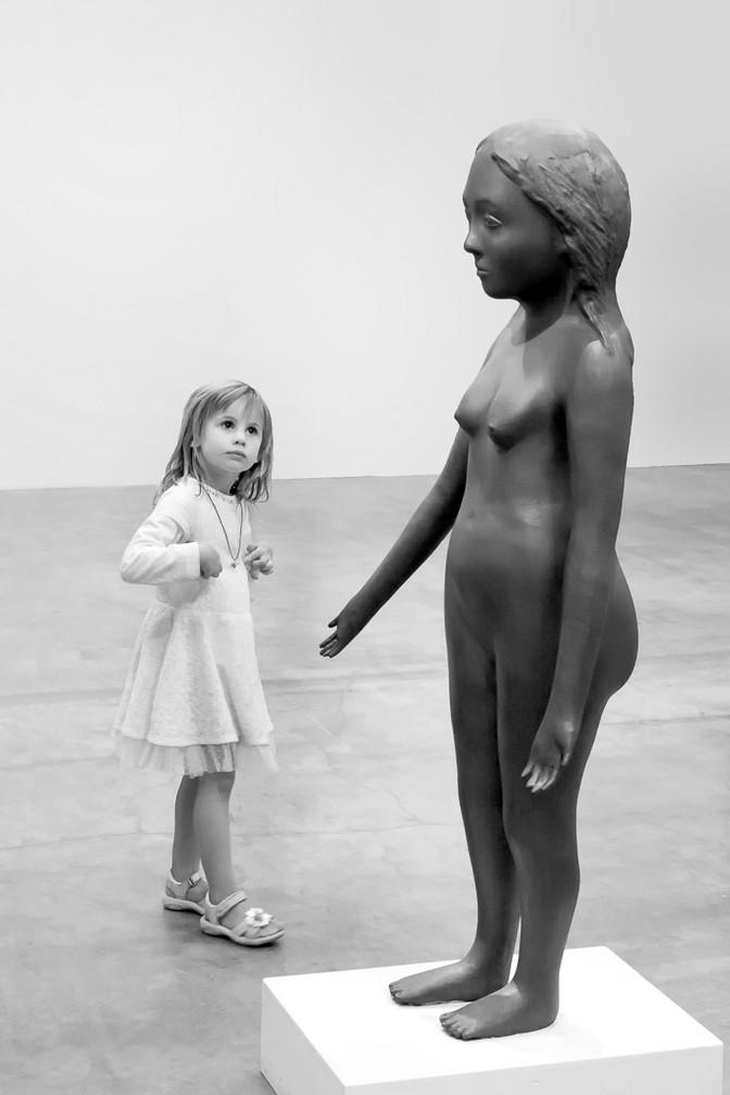 ERRICONDO Annie - Au Musée