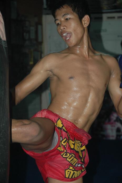 HYVERT Patrick - Boxeur