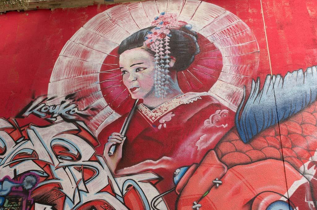 BELIN Claude - Sur les Murs