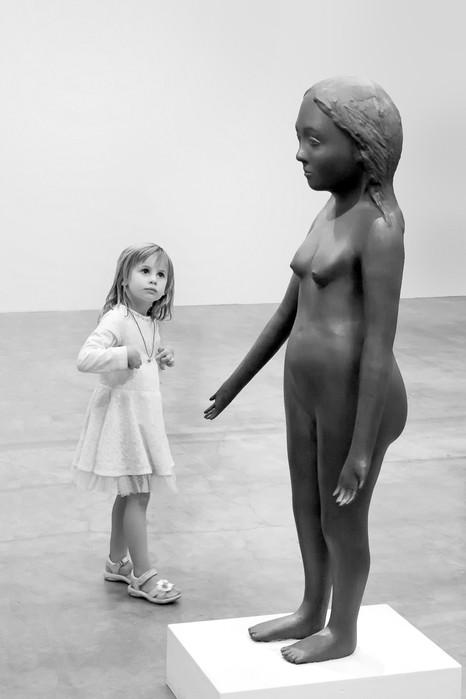 ERRICONDO Annie Au Musée
