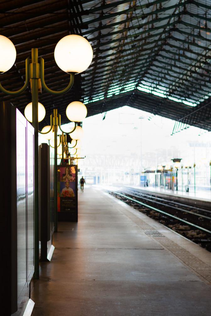 MANSOURI Caroline - Gare du Nord