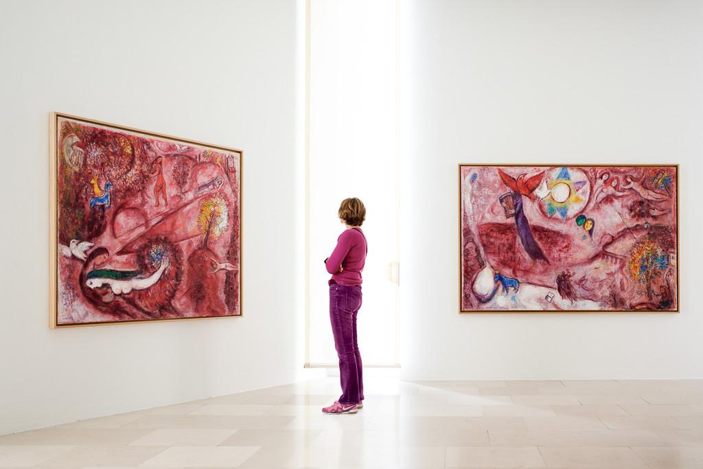 MAZET Gérard - Chagall