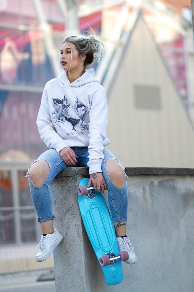 MONIER Mathilde - Skate