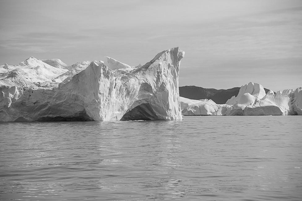 LALLOZ Sylvain - l'Iceberg