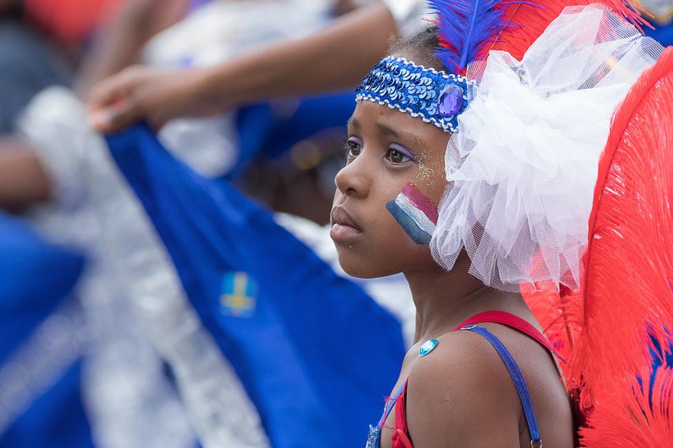 BROMME Eric - L'Enfant du Carnaval
