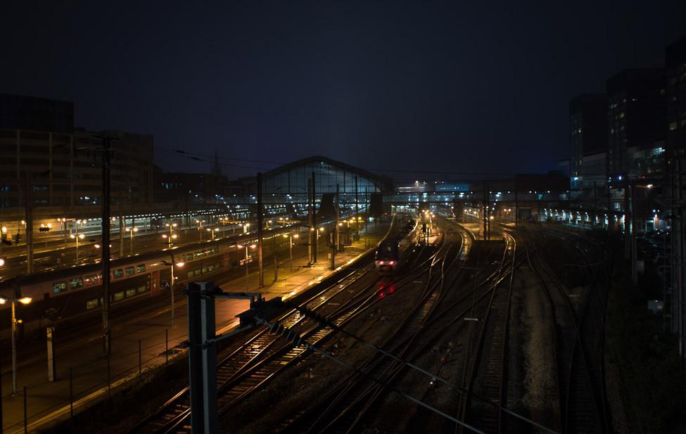 MANSOURI Caroline - Gare de Nuit