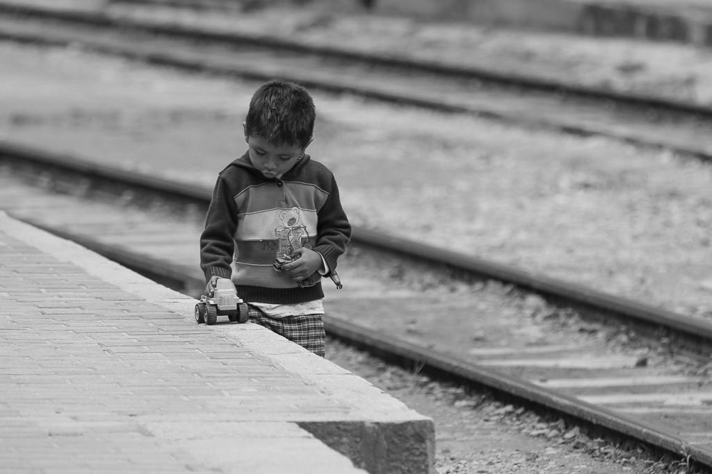 Bruno AressI - Petit train