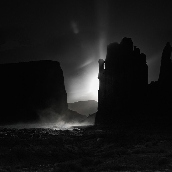 VALLAS Hélène - Monument Valley