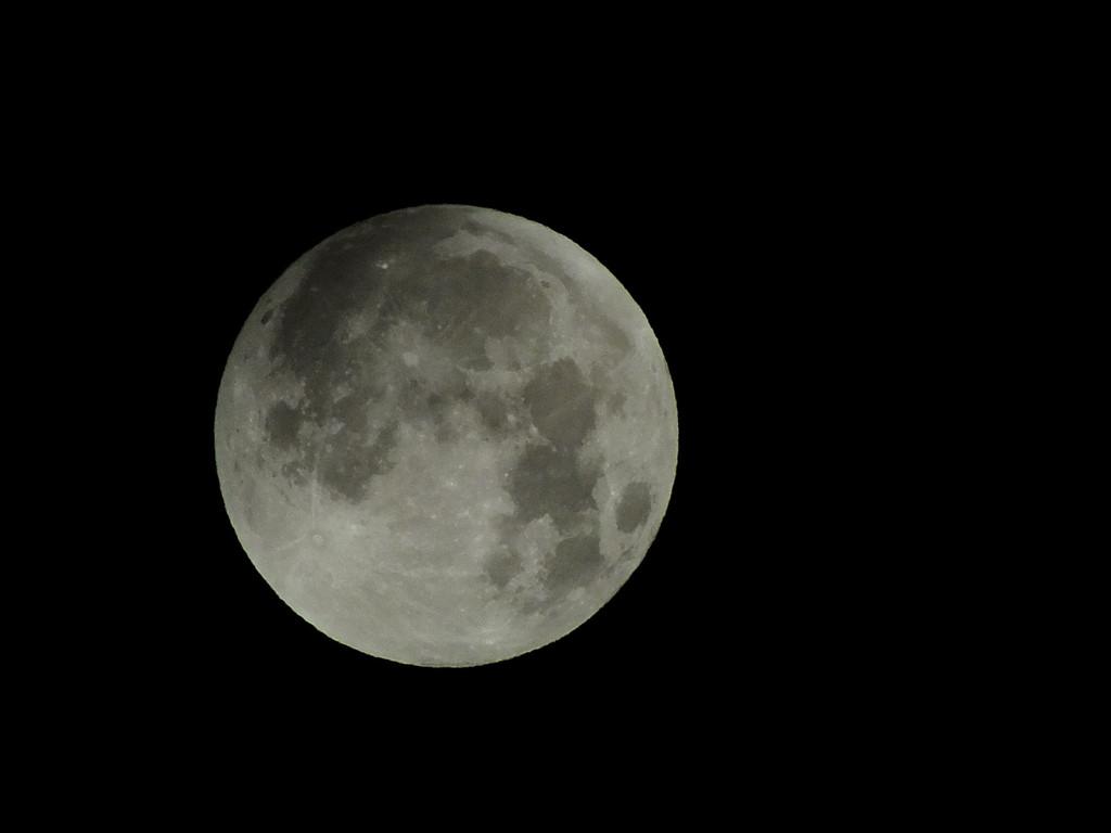 PLANCHAIS Patrick - Lune