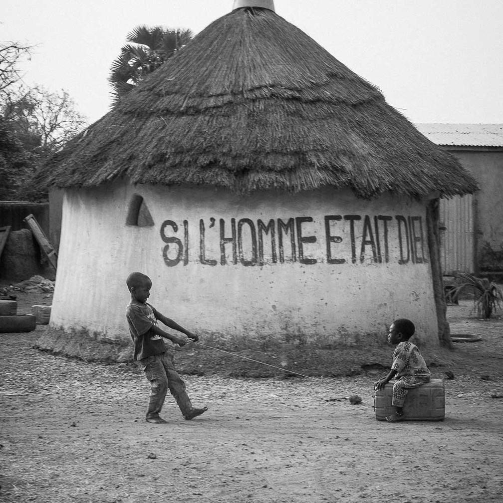 SABOURIN Laurent - Si l'Homme Etait Dieu