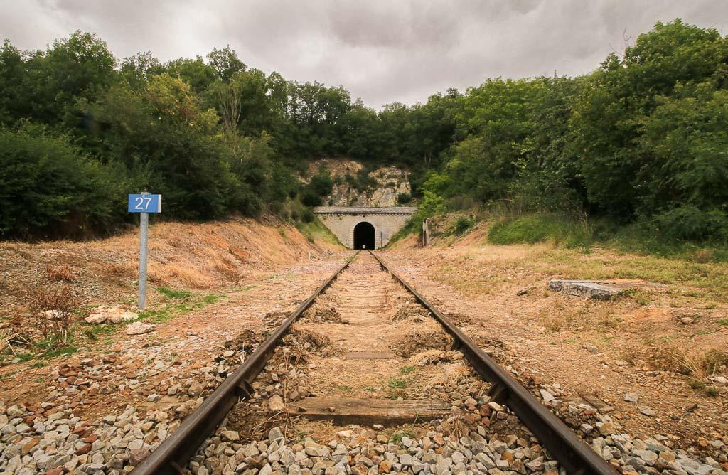 LIPARI Claude - Tunnel de la Collaboration