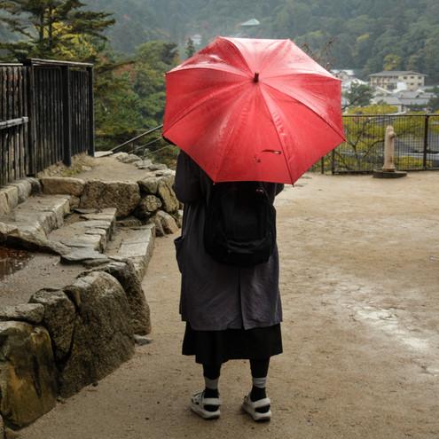 Anni-Noel PINSON - Les Parapluies 3