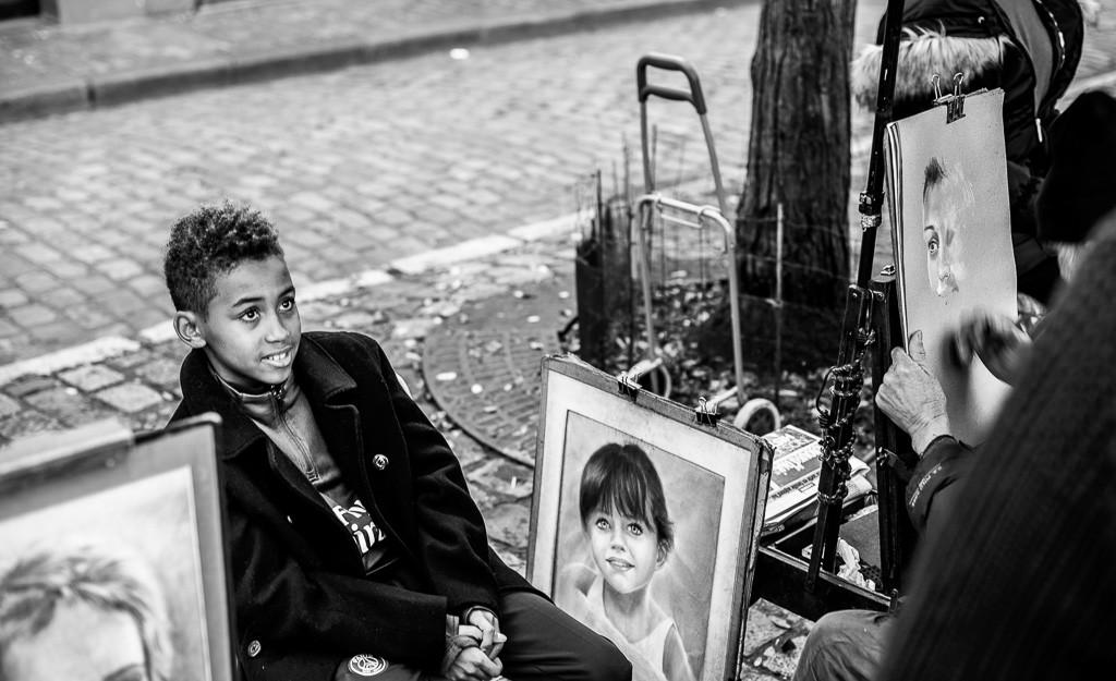 KIRSZENBLAT Yoel - Le Portrait