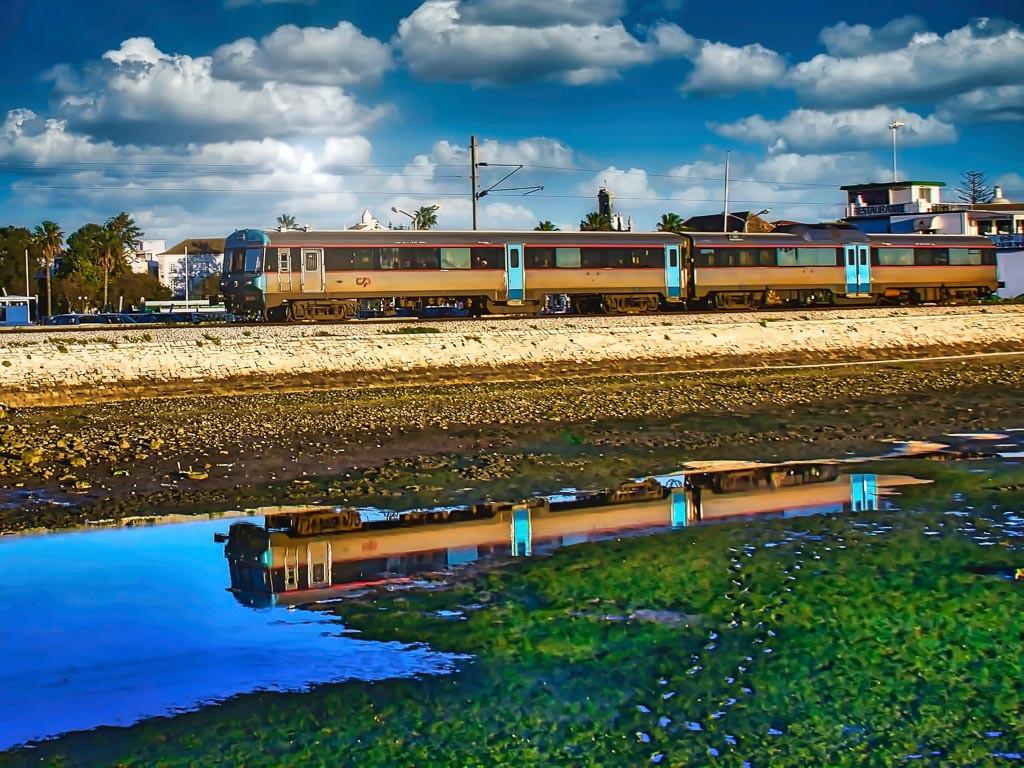 Guyot Didier - Train Portugais