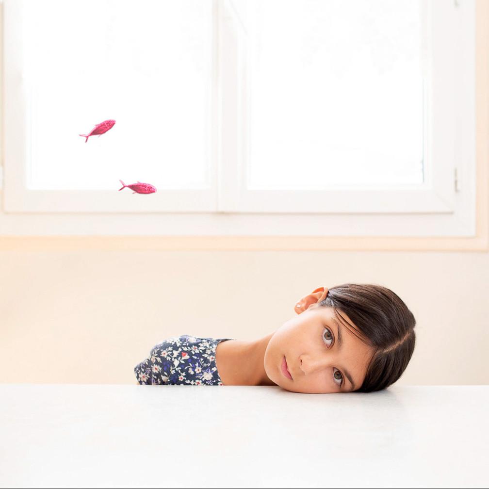 VALLAS Helene - Red fish