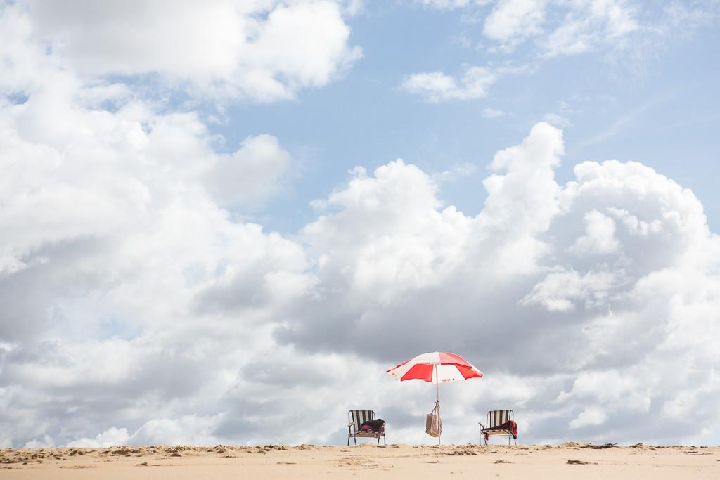 QUENTIN Patricia - Le parasol