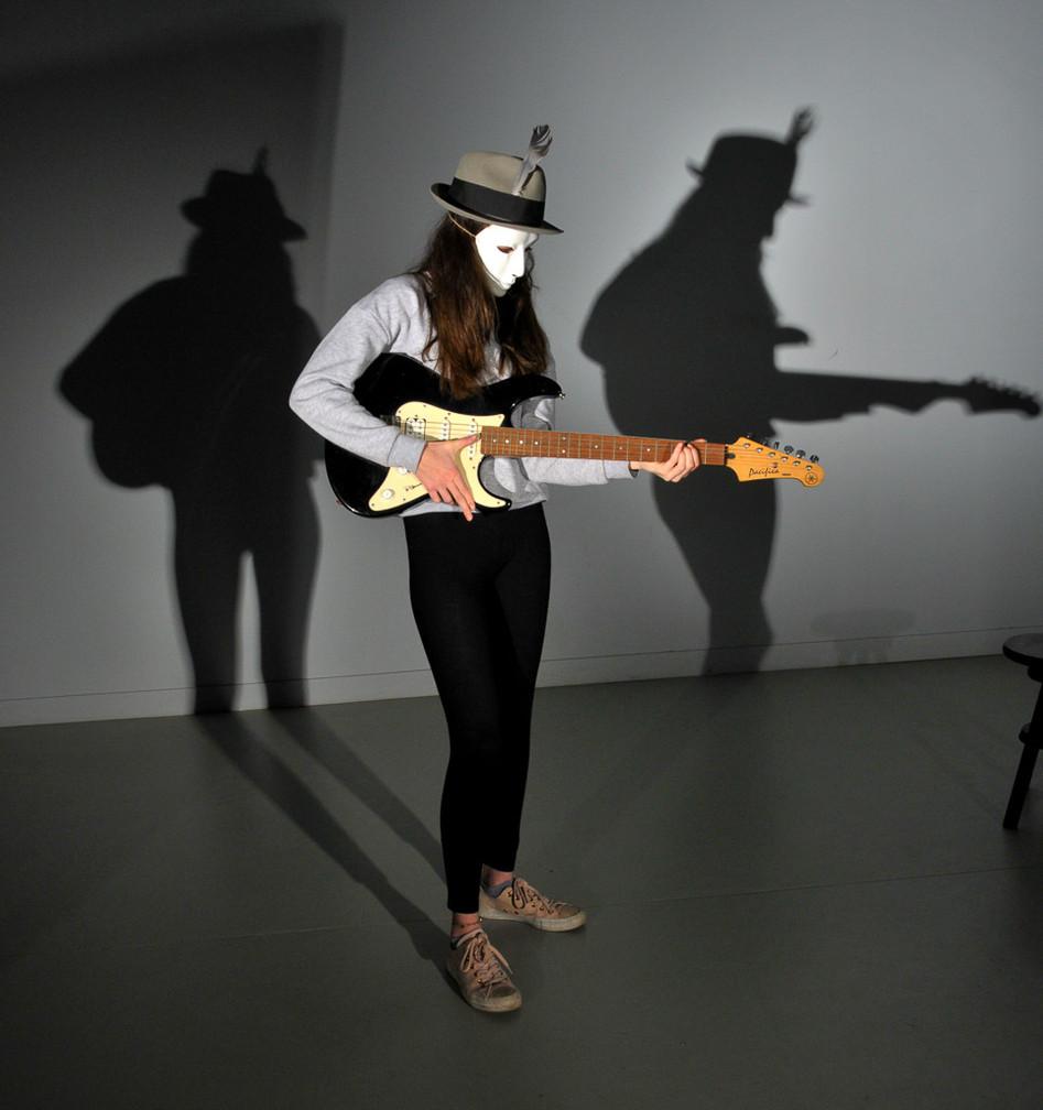 PINSON Anni-Noël - Guitare