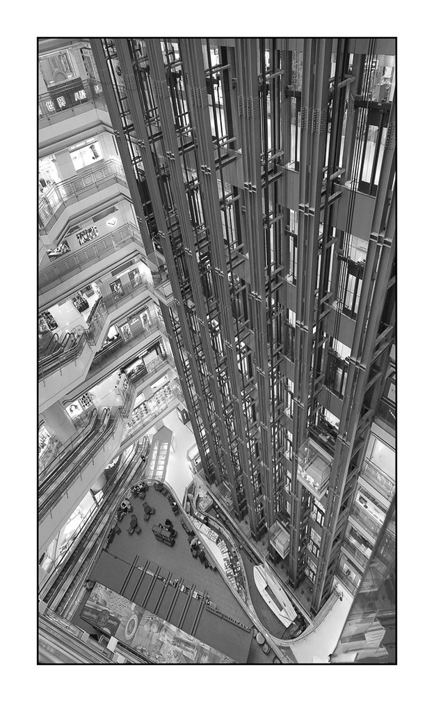 LEBROUSTER Patrick - Ascenseur
