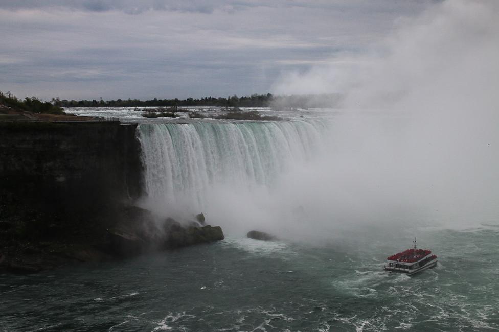 DELALLEE Jacques - Chutes Niagara