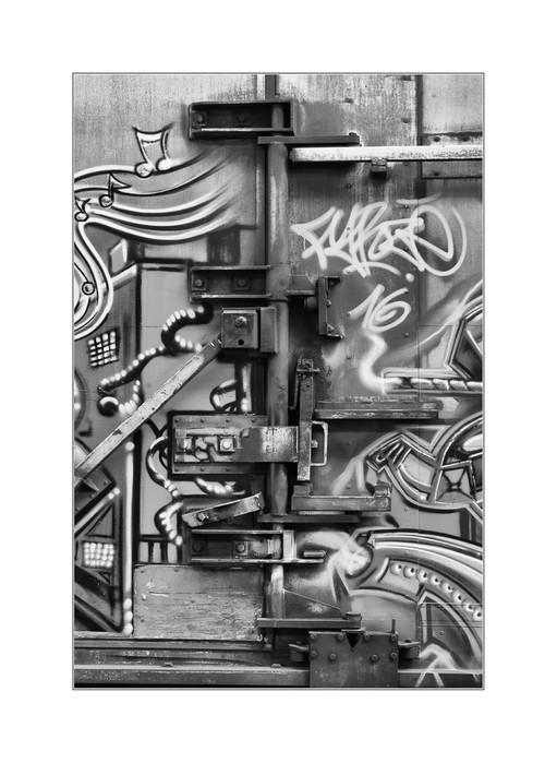 LEBROUSTER Patrick - Graffiti
