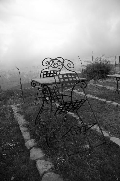 LECHEIN Dominique - Les Deux Chaises