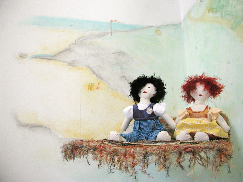 Sisterhood Dolls and Magic Carpet