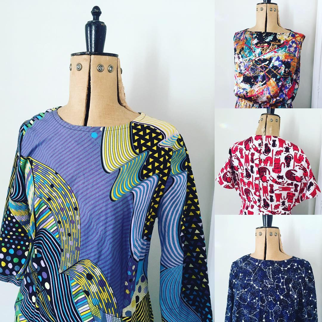 Misc. dresses 2016-18