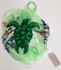 Exemplar Plastic Sealife