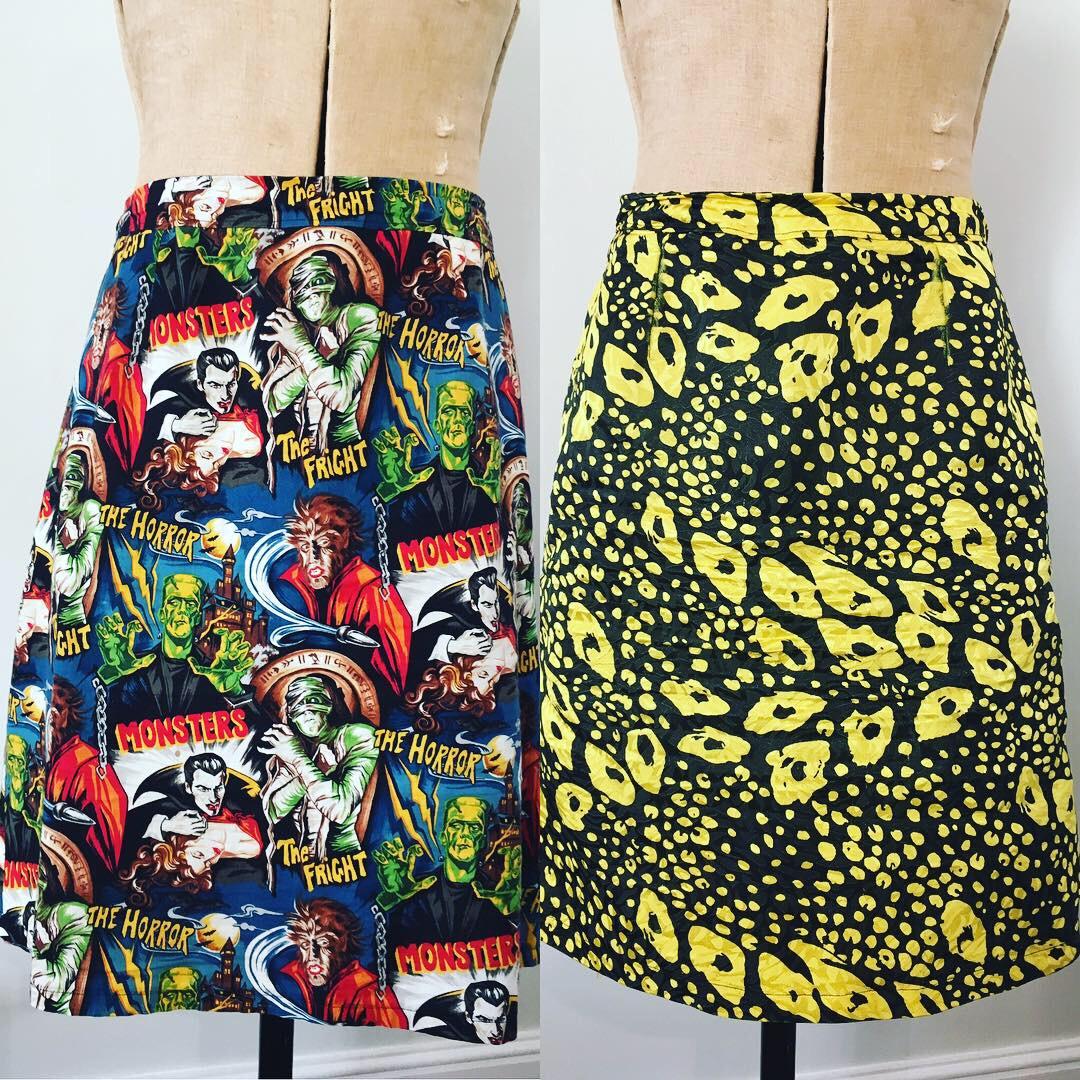 Skirts, c.2017