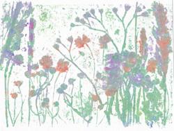 Collagraph Print