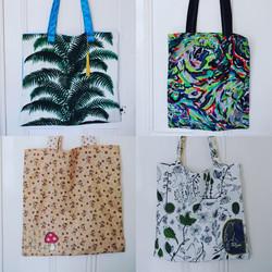 Tote bags c.2011