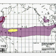 日本列島、アメリカ大陸を放射能で汚染