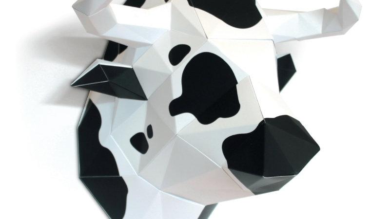 vache 3D