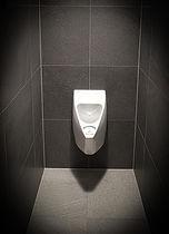 waterloos urinoir op grijze tegelwand.jpg