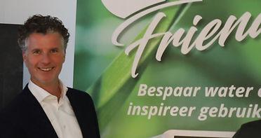 Remco de Bruijn directeur Mr.Friendly