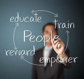 Mensen ontwikkelen