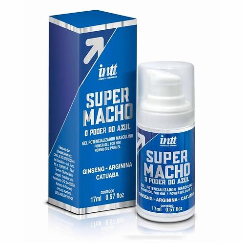 SUPER MACHO GEL POTENCIALIZADOR MASCULINO