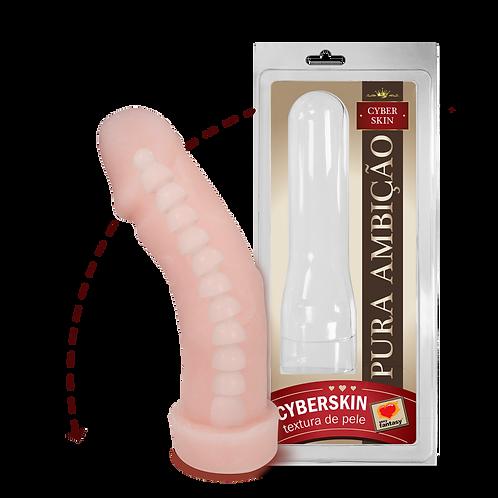 Pênis em Cyberskin com Base