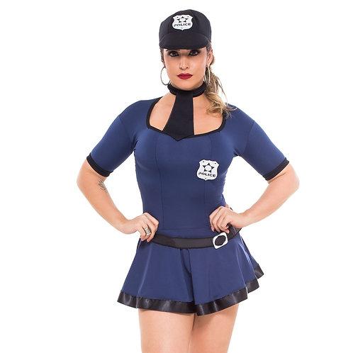 Fantasia Policial Violeta
