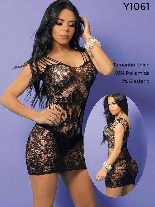 Vestido PRETO Y1061
