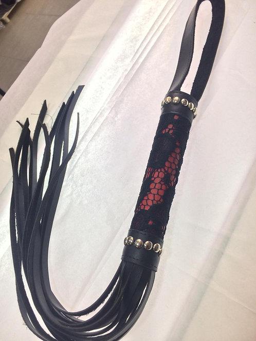 Chicote Luxo com tiras 34 cm