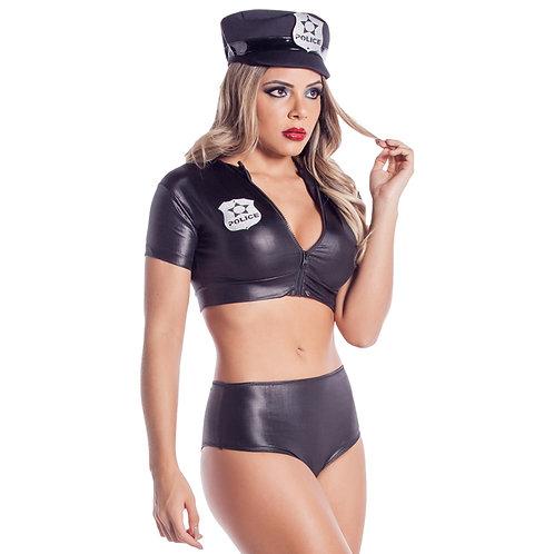Fantasia Policial Sharon
