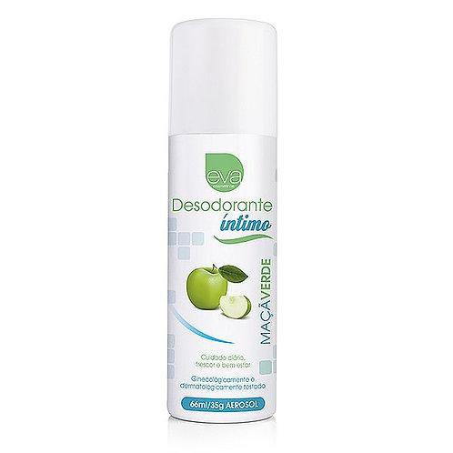 Desodorante Íntimo 66ml - Maça Verde