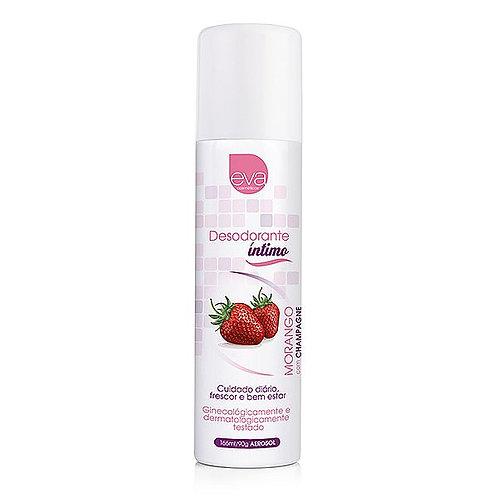 Desodorante Íntimo 166ml - Morango