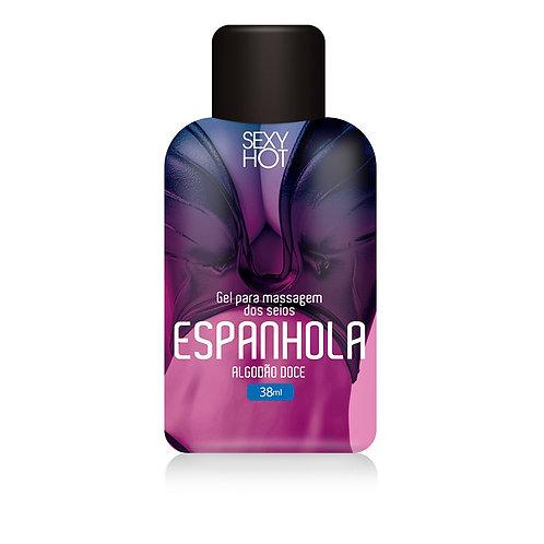 Espanhola Óleo para massagem beijável Algodão Doce