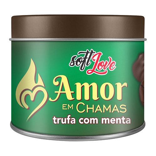 Vela Beijável  - TRUFA COM MENTA